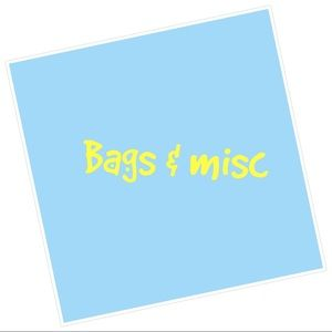 Bags & misc